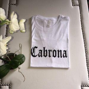 T-shirt cabrona